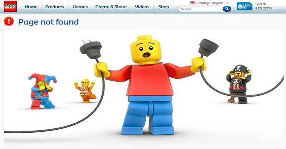 код 404 на сайте