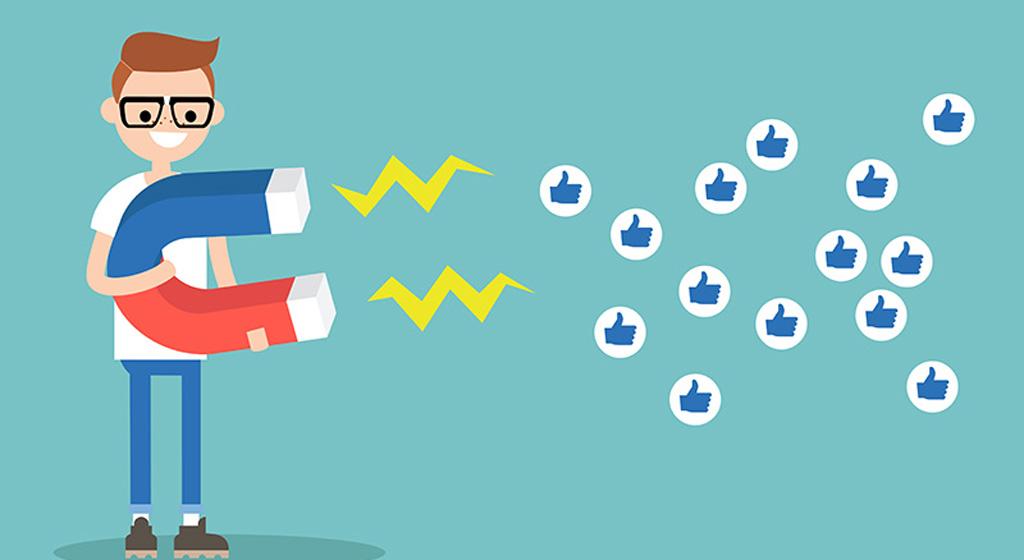 Вирусный контент в соцсетях