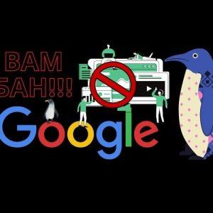 Фильтр Penguin от Google стал умнее, чем в 2012 году. Учимся его побеждать