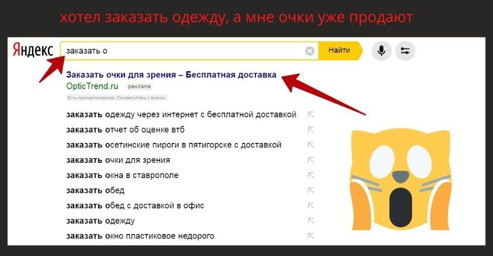 контекстная реклама сайта