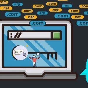 Как выбрать домен сайта